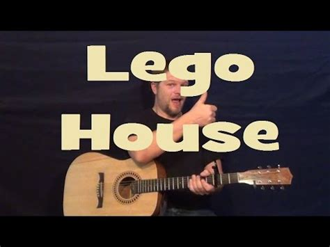 lego house tutorial guitar easy lego house ed sheeran easy strum guitar lesson chords