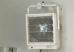 newair g73 electric garage heater safe and reliable heat for 500 sq ft space