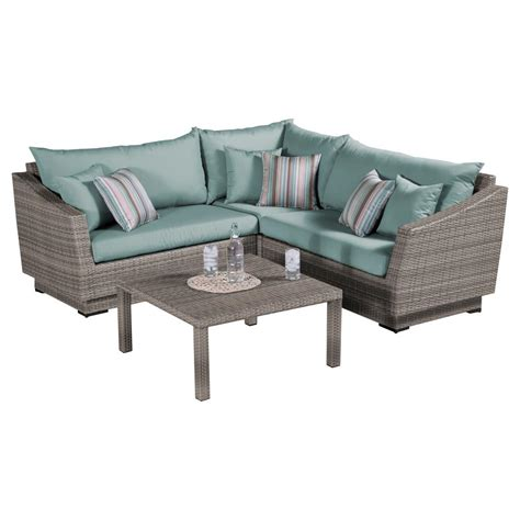 Rst Brands Op Pess4 K Rst Brands Cannes 4 Patio Sectional Seating Set With