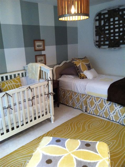 Is A Toddler Bed The Same Size As A Crib Homegoods Touches Throughout This Boy S Nursery Lucked Out On The Throw Pillows