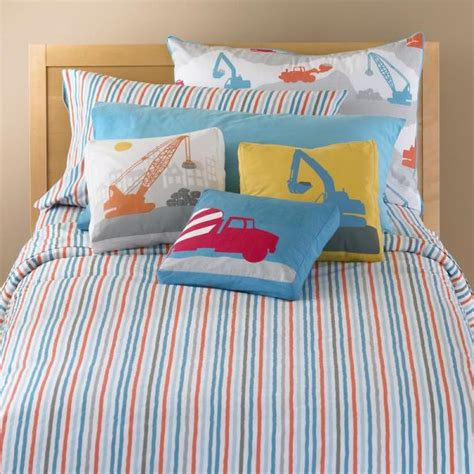 construction bedding construction zone bedding for boys
