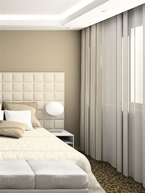 How To Curtains For Bedroom by 7 Beautiful Window Treatments For Bedrooms Hgtv