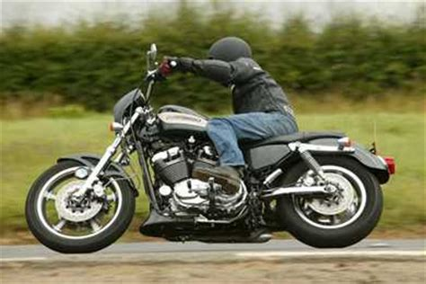 Jsx 2008 2009 Eight Edition harley davidson sportster 1200 2007 on review mcn