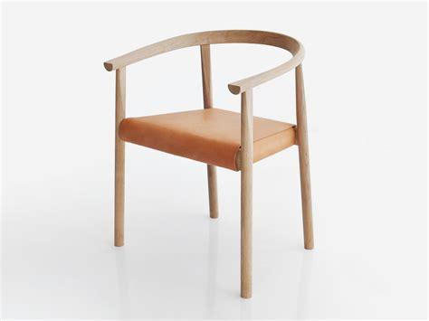 sedie giapponesi sedia con braccioli tokyo by bensen