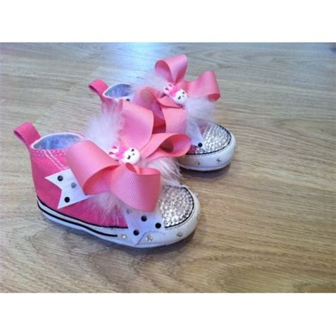 Decorated Converse by 41 Best Images About Baby Con On Cotton Babies