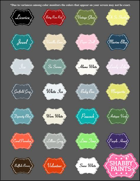 shabby chic paint colours best 25 shabby chic colors ideas on babies r