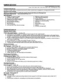 Assisted Living Administrator Sle Resume by Assisted Living Administrator Resume Exle Manor Boise Idaho