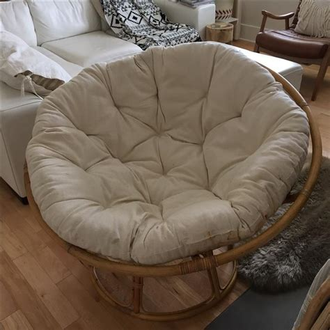 papasan bed papasan chair cushion round chair wicker chair cushion