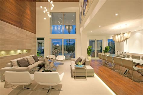 stylish interior in miami florida