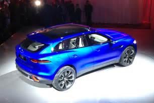 4 X 4 Jaguar Jaguar F Pace Suv 2016 And C X17 Concept Pictures Auto