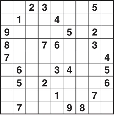 printable sudoku puzzles level 1 of 8 medium difficulty sudoku images reverse search