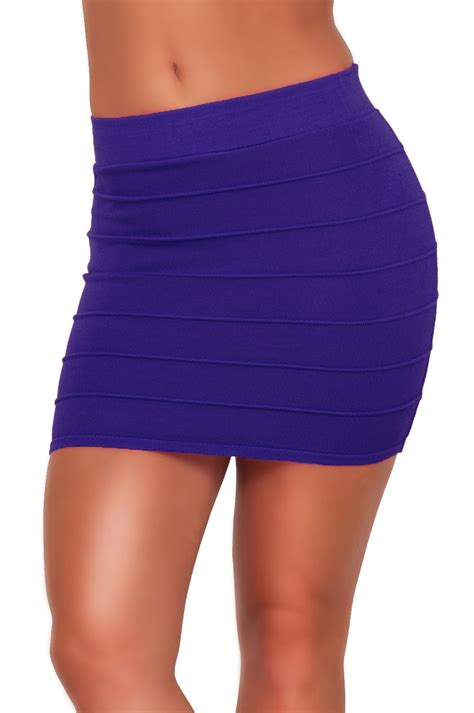 bandage fitted slip on soft bodycon knitted casual