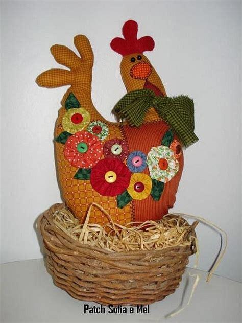 cenefas de gallinas en patchwork club de las amigas de las manualidades patchwork y