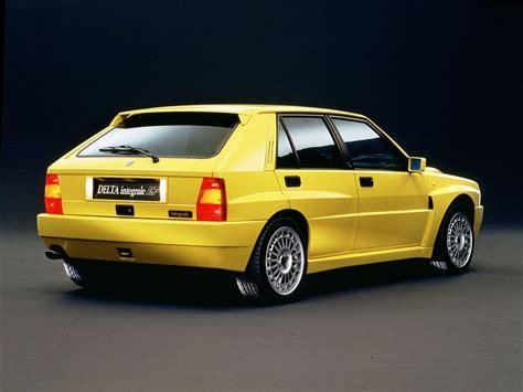 Lancia Delta Hf Integrale Hf Integrale The Fiat Forum