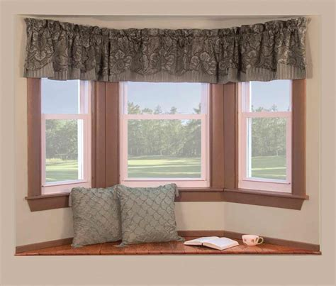 home window treatments reputable bay window treatments s living room bay window