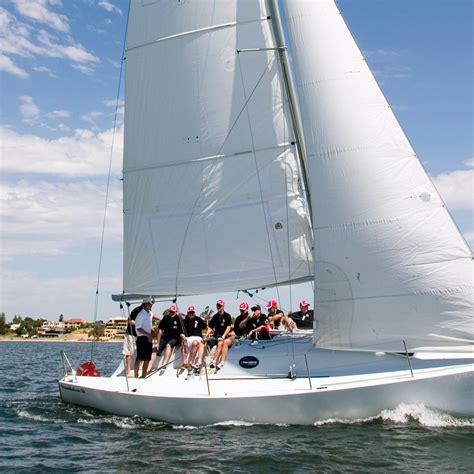 catamaran charter perth team building activities swan river sailing perth wa