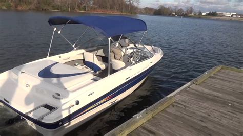 bayliner capri boats reviews 2005 bayliner 185 capri bowrider youtube