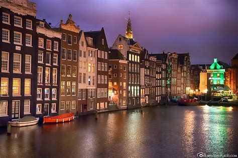 Amsterdam Who Wants To Be A Millionaire by Amsterdam Bei Nacht Foto