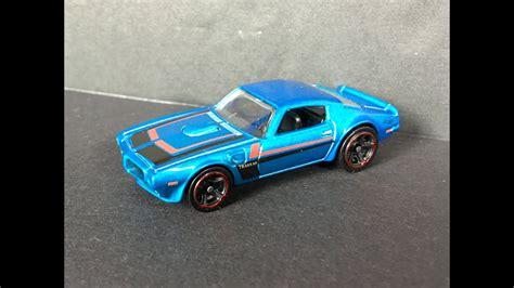 Wheels Pontiac Firebird by Wheels 1973 Pontiac Firebird Review 1 64