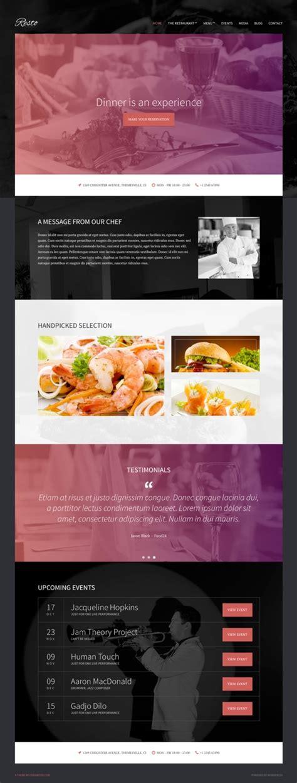 50 best wordpress restaurant themes 2018 athemes 50 best restaurant wordpress themes 2018