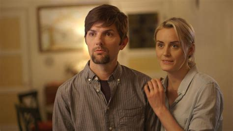 find a swinging partner taylor schilling and patrick brice on their new film the