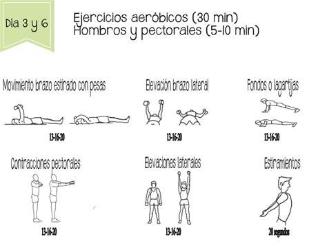 plan de ejercicios para adelgazar en casa ejercicios para adelgazar r 225 pido en casa