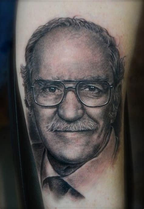 portrait tattoo forearmdenenasvalencia