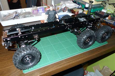 Garage Rc Modify Road Truck 6x6 Quot Fuel Tank Quot