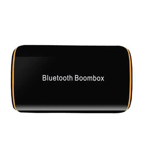 b2 bluetooth 4 1 edr receiver audio boombox black