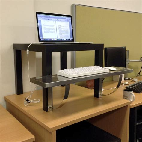 standing computer desk ikea 29 best standing desks images on standing desks desk ideas and standing desk height