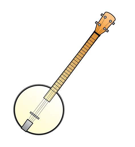 banjo clip banjo new orleans vector clip new orleans free