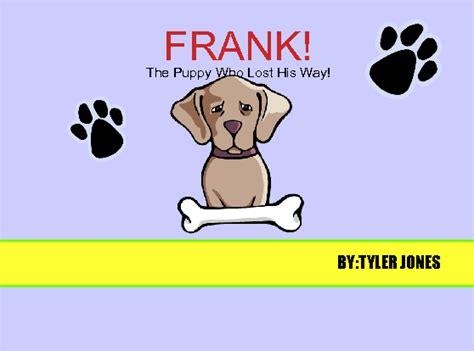 the puppy who lost his way frank the puppy who lost his way book 224593 bookemon