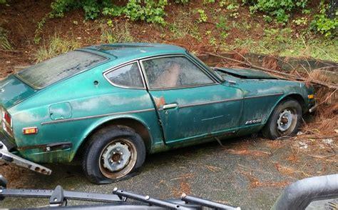 datsun 260z 1974 1974 datsun 260z for just 400