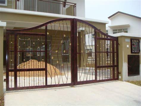 home designs latest modern homes iron main entrance