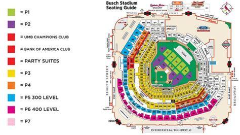 seating chart busch stadium paul mccartney busch stadium map world map 07