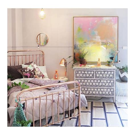 Copper Bedroom L by 17 Best Ideas About Copper Bed Frame On Copper