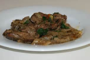 chicken liver with onions bbc good food