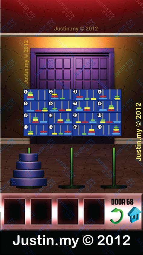 100 doors 2 levels 41 50 youtube iappit walkthroughs 100 doors walkthrough level 41 text