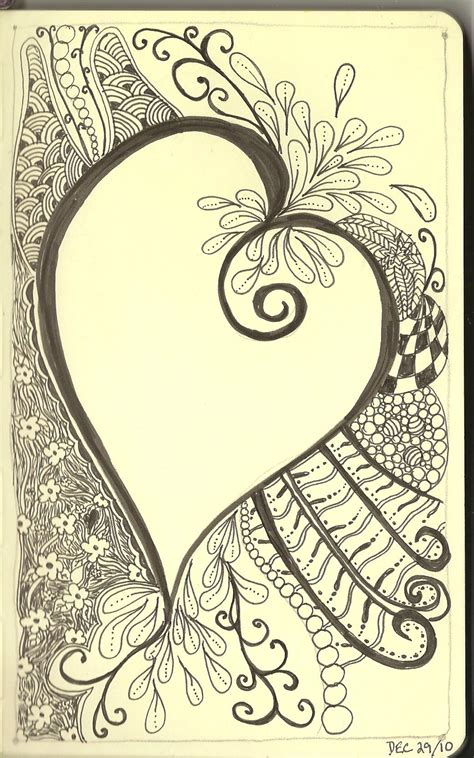 zentangle love pattern zentangle zentangle zentangle kim s kreative korner
