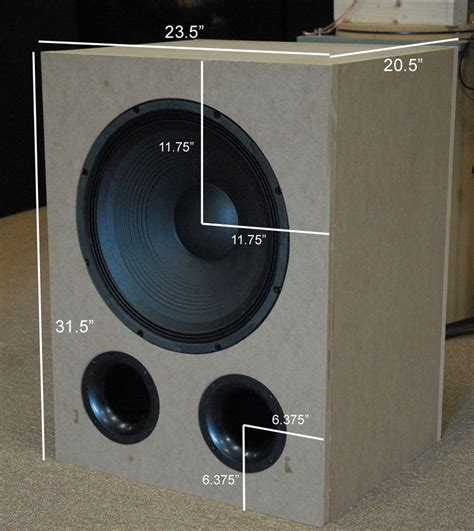 25 best ideas about diy subwoofer on car