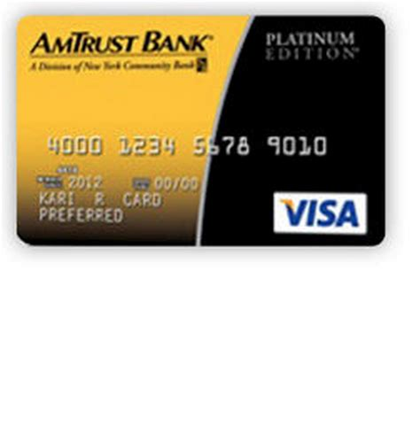 make a visa card amtrust bank platinum visa credit card login make a payment