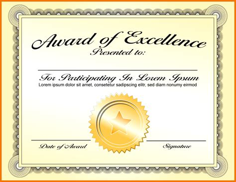 Certificate Acknowledgement Letter Acknowledgement Certificate Templates Masir