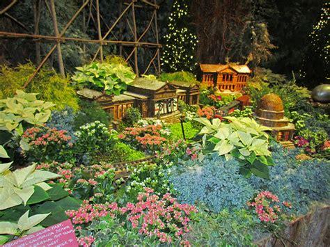 Wonderland Express Christmas 2011 Chicago Botanic Garden Express Botanic Gardens