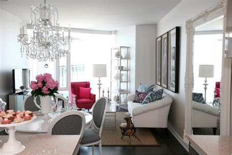 Transitional Style Living Room by Key Interiors By Shinay Transitional Living Room Design Ideas