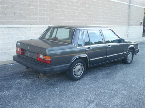 1985 volvo 740 gle 1985 volvo 780 turbodiesel related infomation