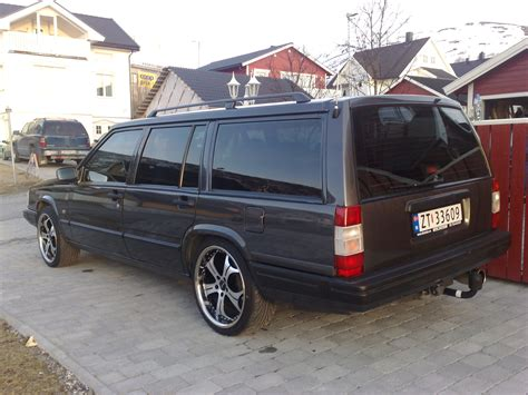 1995 volvo 940 parts volvo 940 technical details history photos on better