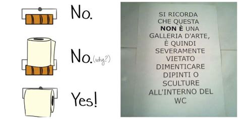 cartelli bagni i 15 cartelli pi 249 divertenti appesi nei bagni di tutto il