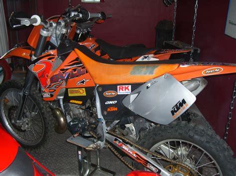 Motorrad 50ccm Hamburg by Motorcrossmaschine Marke Ktm 250 Ccm Motorr 228 Der Teile