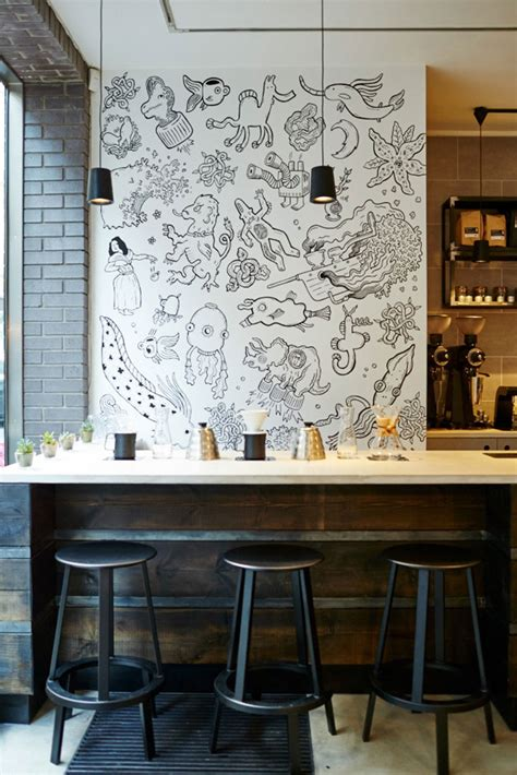 Interior Design Shoreditch by 1000 Ideas About Coffee Shop Bar On Bar