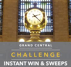 Shaws Sweepstakes - sweepstakes shaw floors grand central challenge instant win game